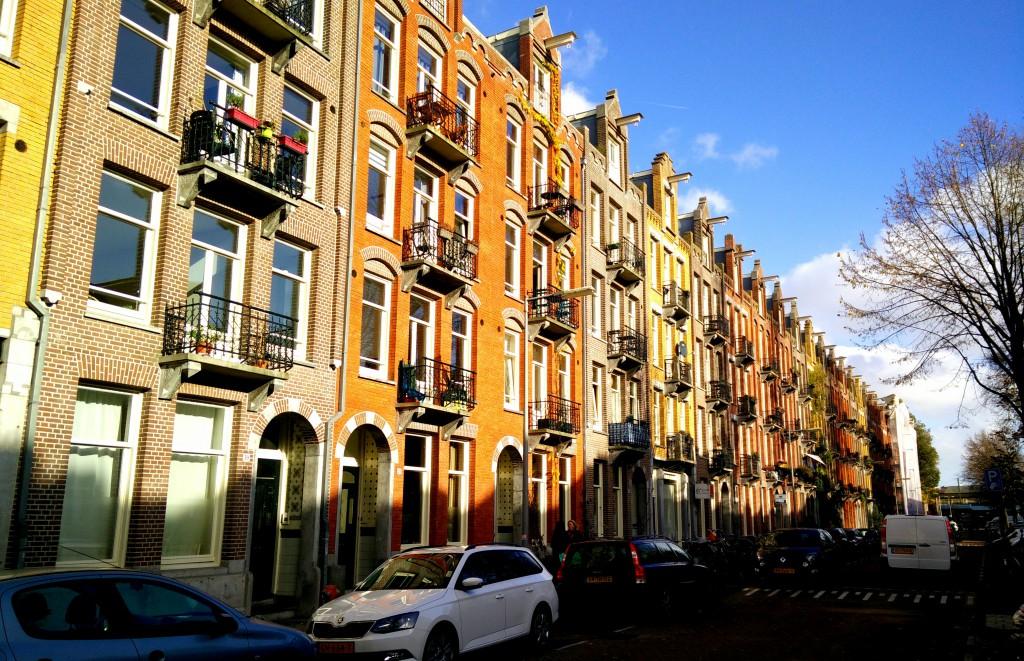 Suburb Amsterdam