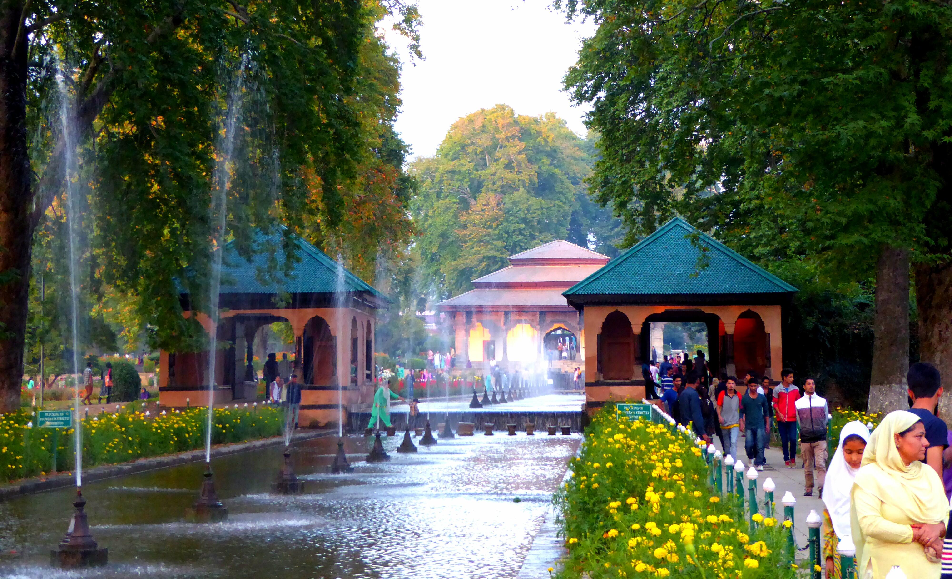 Mogol Tuin, Srinagar