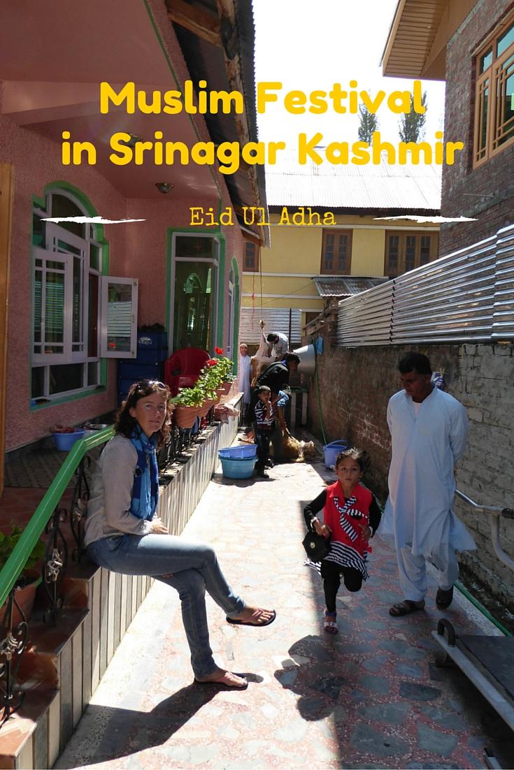 Muslim Festival Eid Ul Adha, Srinagar - Kashmir