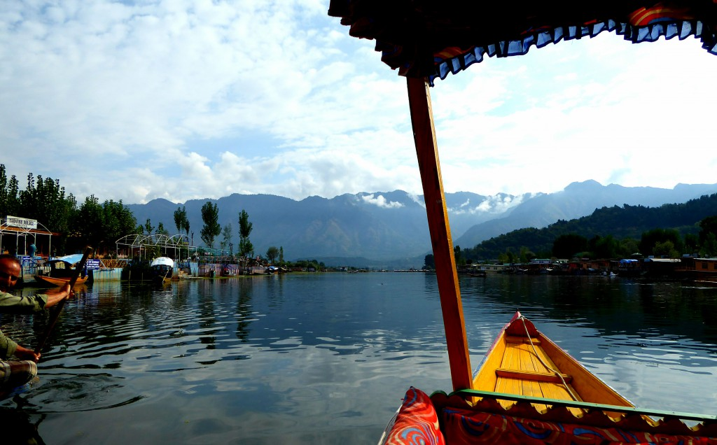 Srinagar and the Gorgeous Dal Lake, Kashmir