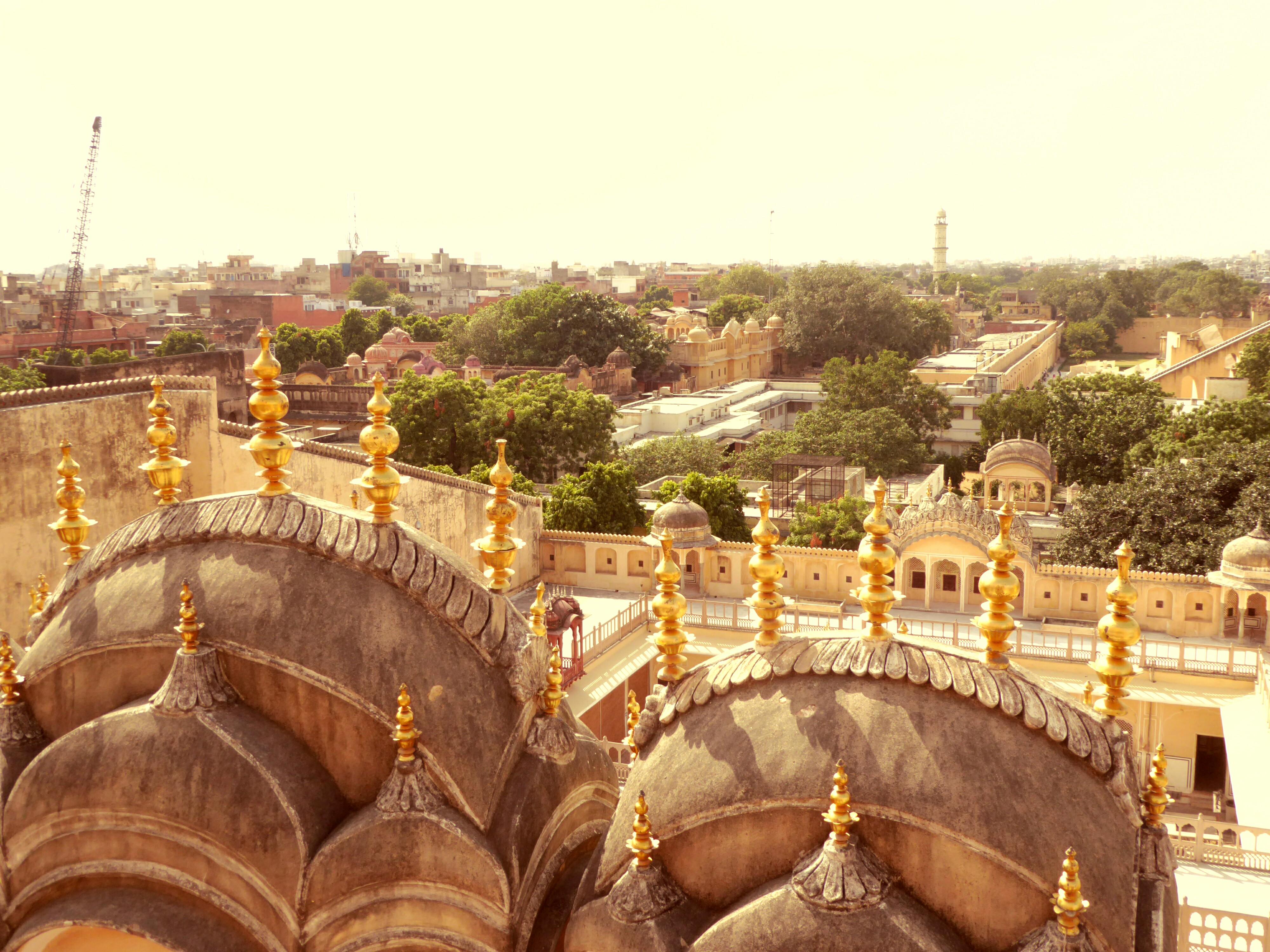 View Hawa Mahal
