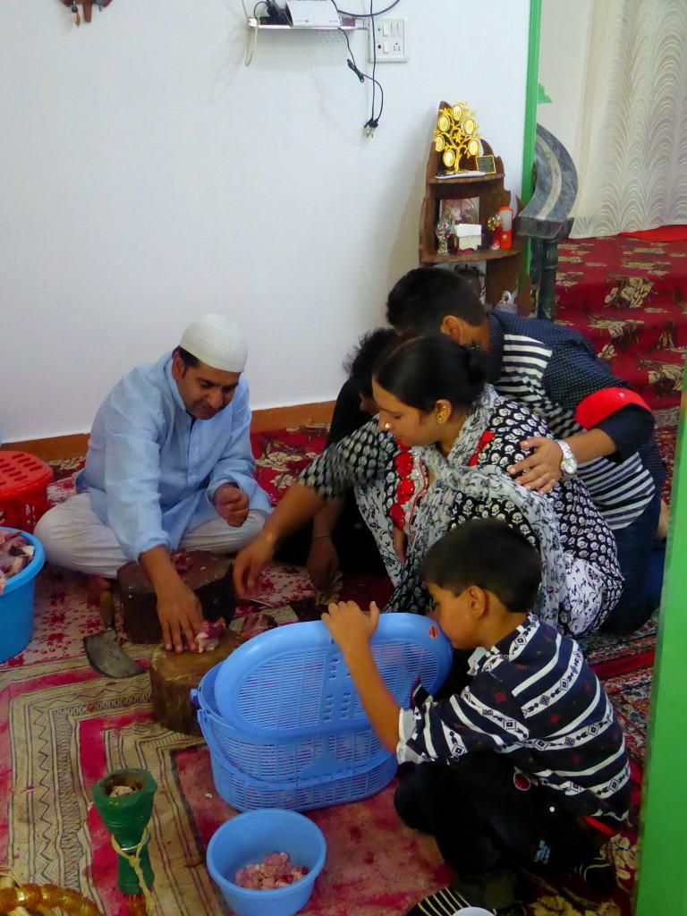 Eid Ul Adha - Srinagar, Dal Lake