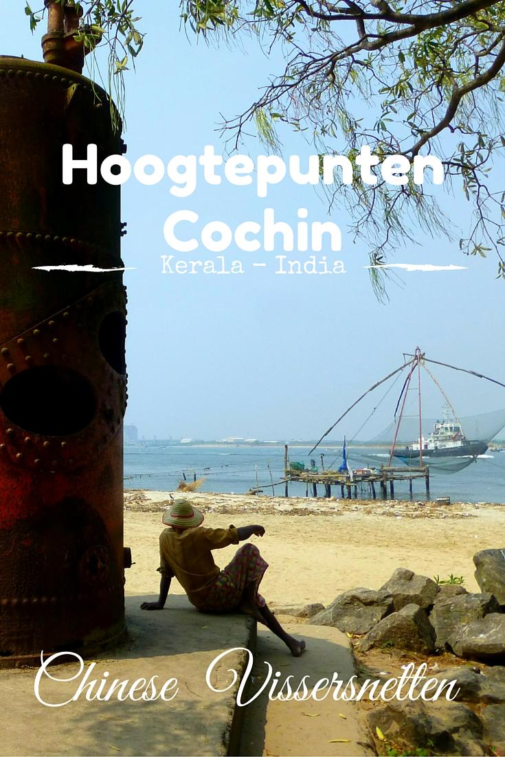 Hoogtepunten Cochin, Pinterest