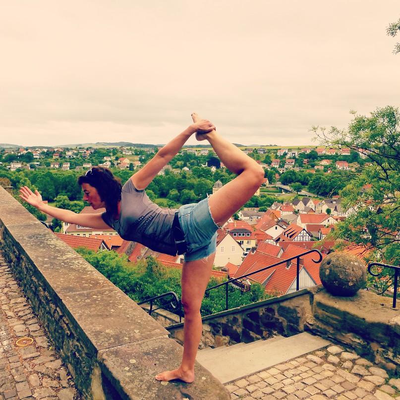 Mijn Yoga Uitdaging 2016