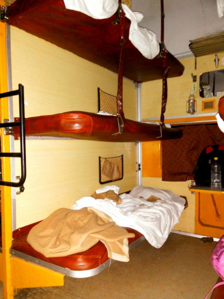 Trein Varanasi - Khajuraho Kookles Varanasi