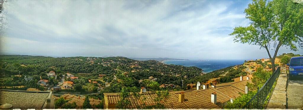 Panorama View Begur, Cultuur en Historie