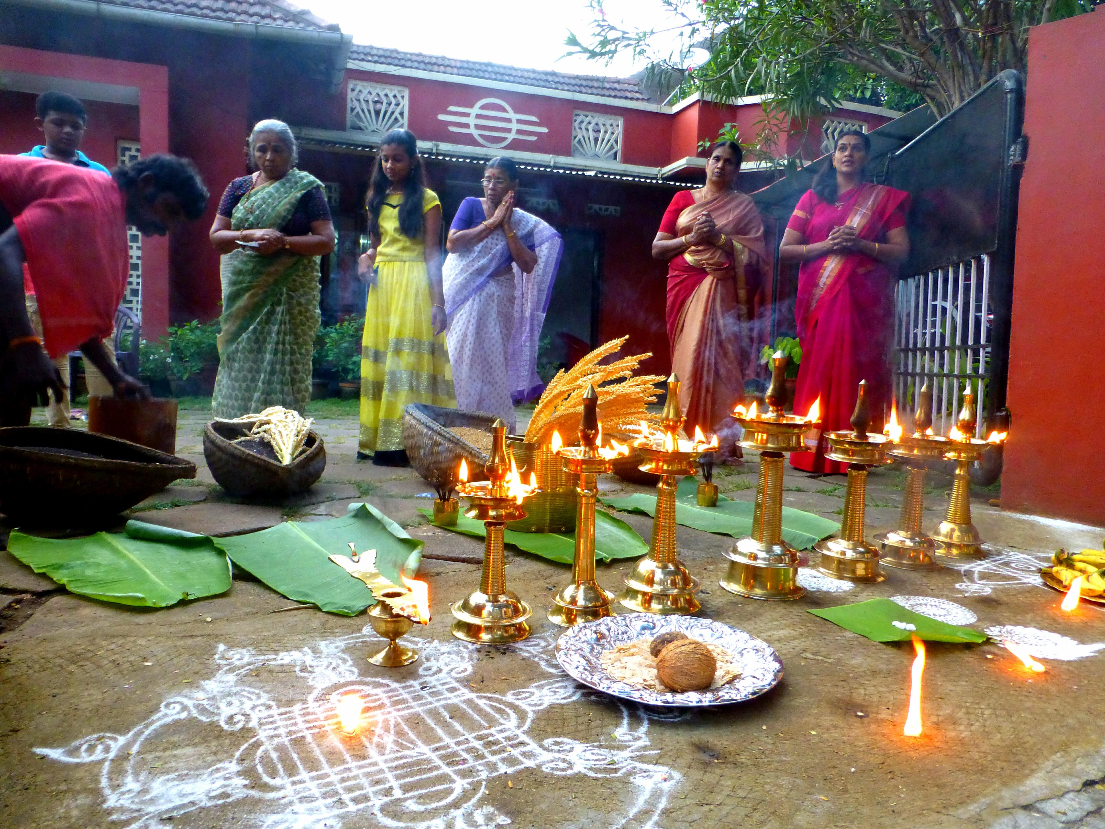 Hoogtepunten Kochi - Rituelen Tempel