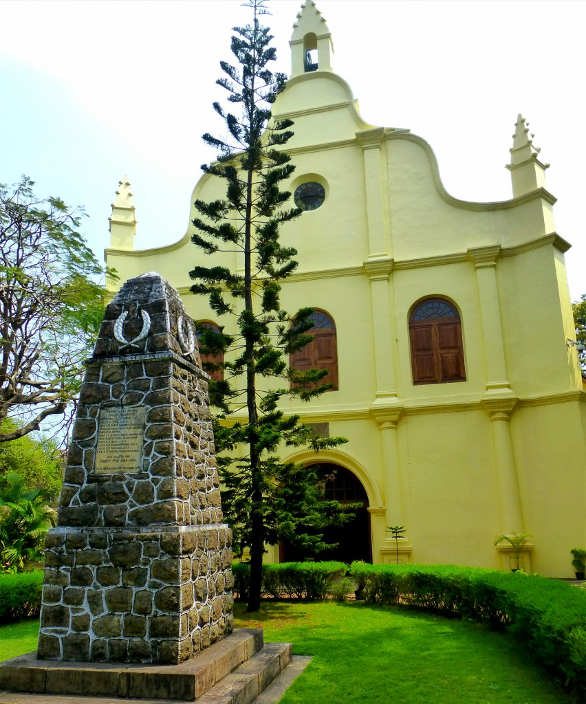 Highlights Cochin - St Francis Church