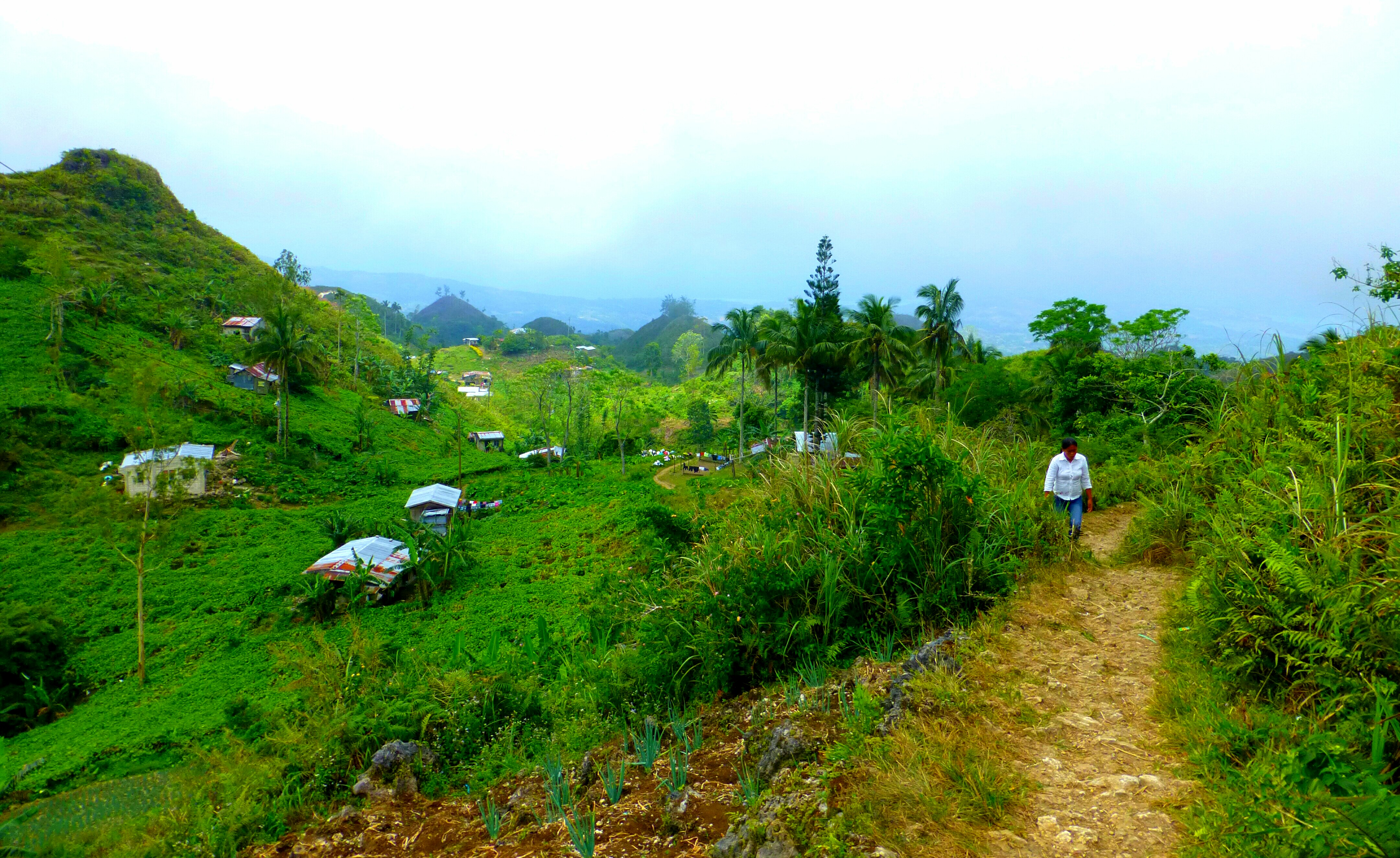 Village Half Way Osmena Peak