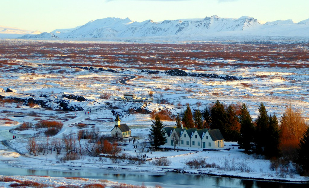 Thingvellir Nature Park - Iceland
