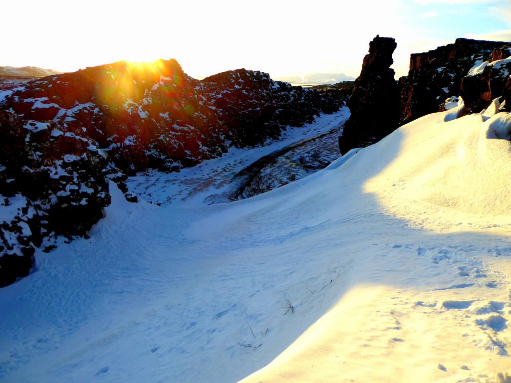Thingvellir Nature park - Iceland