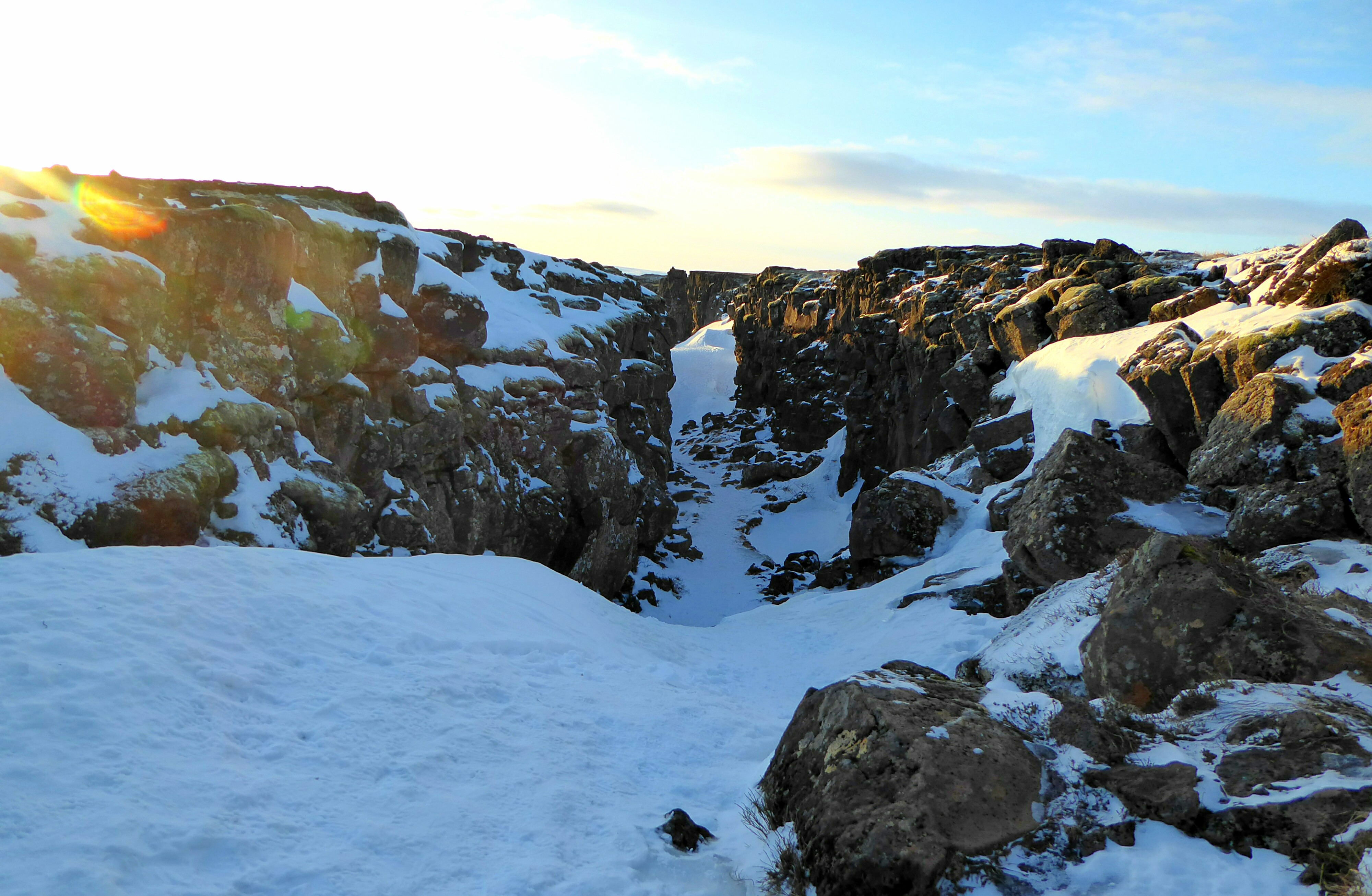 Thingvellir - IJsland