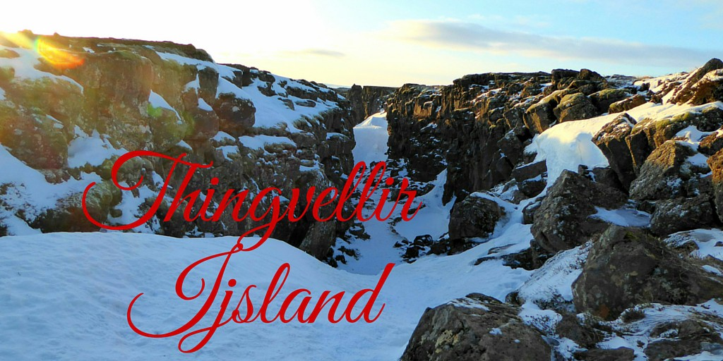 Thingvellir - IJsland - WOW air