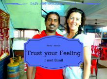 Trust Your Feeling I met Sunil