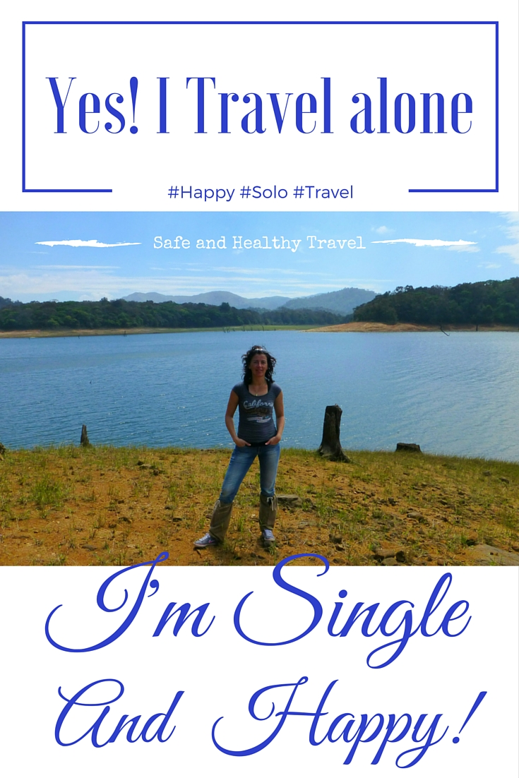 Travel Alone, Single