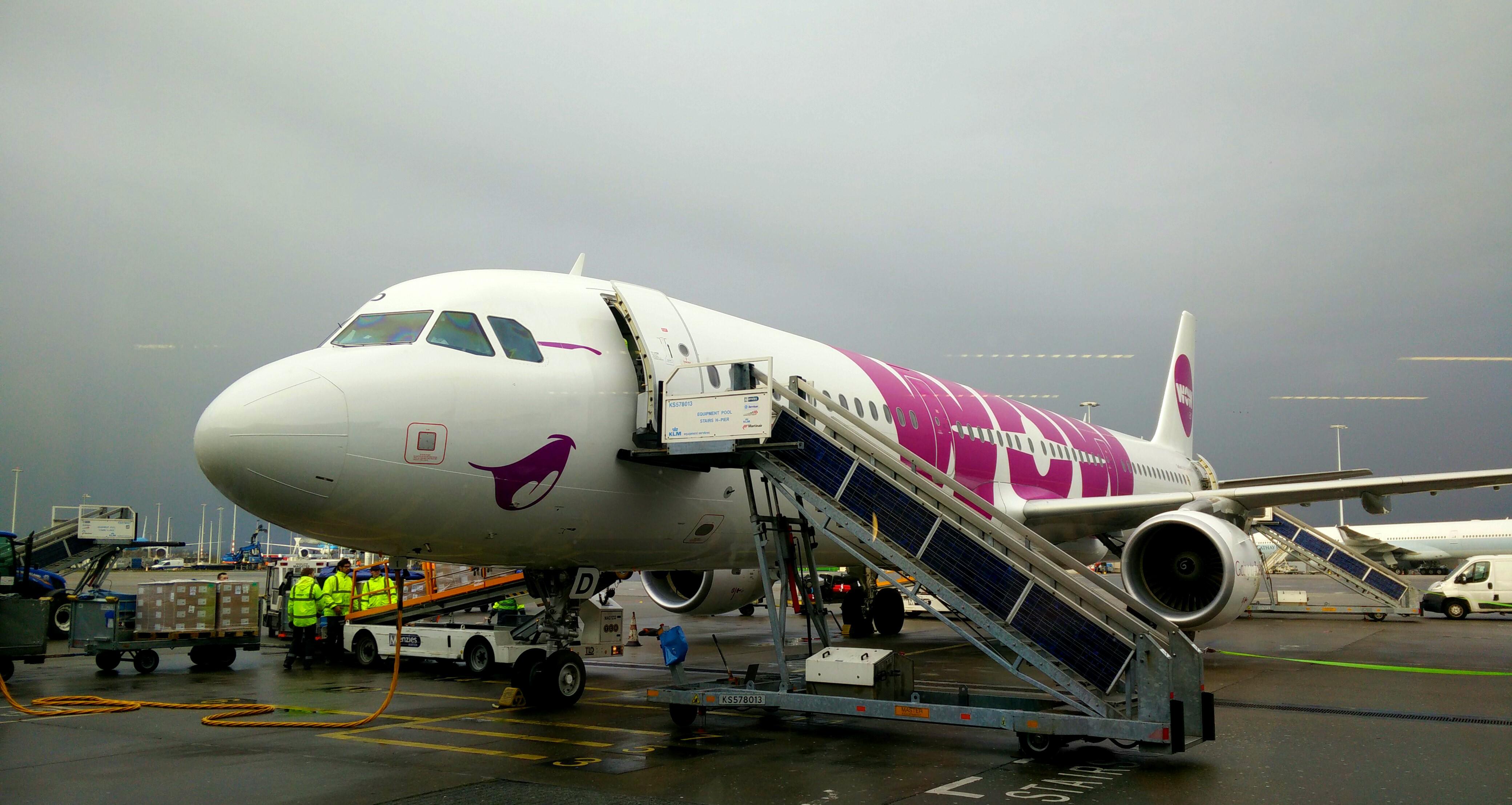 photos officielles 0d9c5 13dba Vliegen met WOW air? IJsland - Safe and Healthy Travel