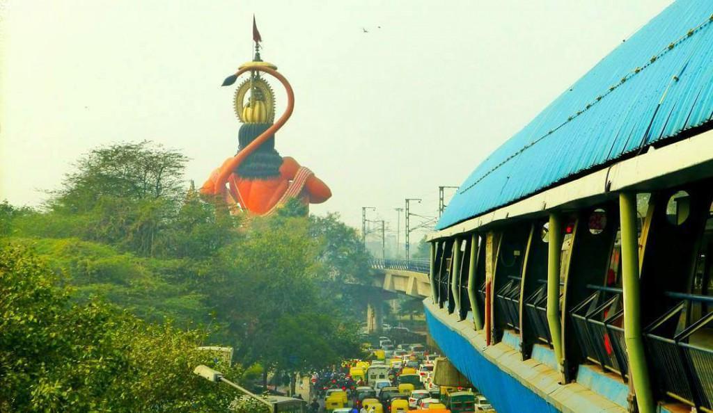 Hanuman Temple - Delhi