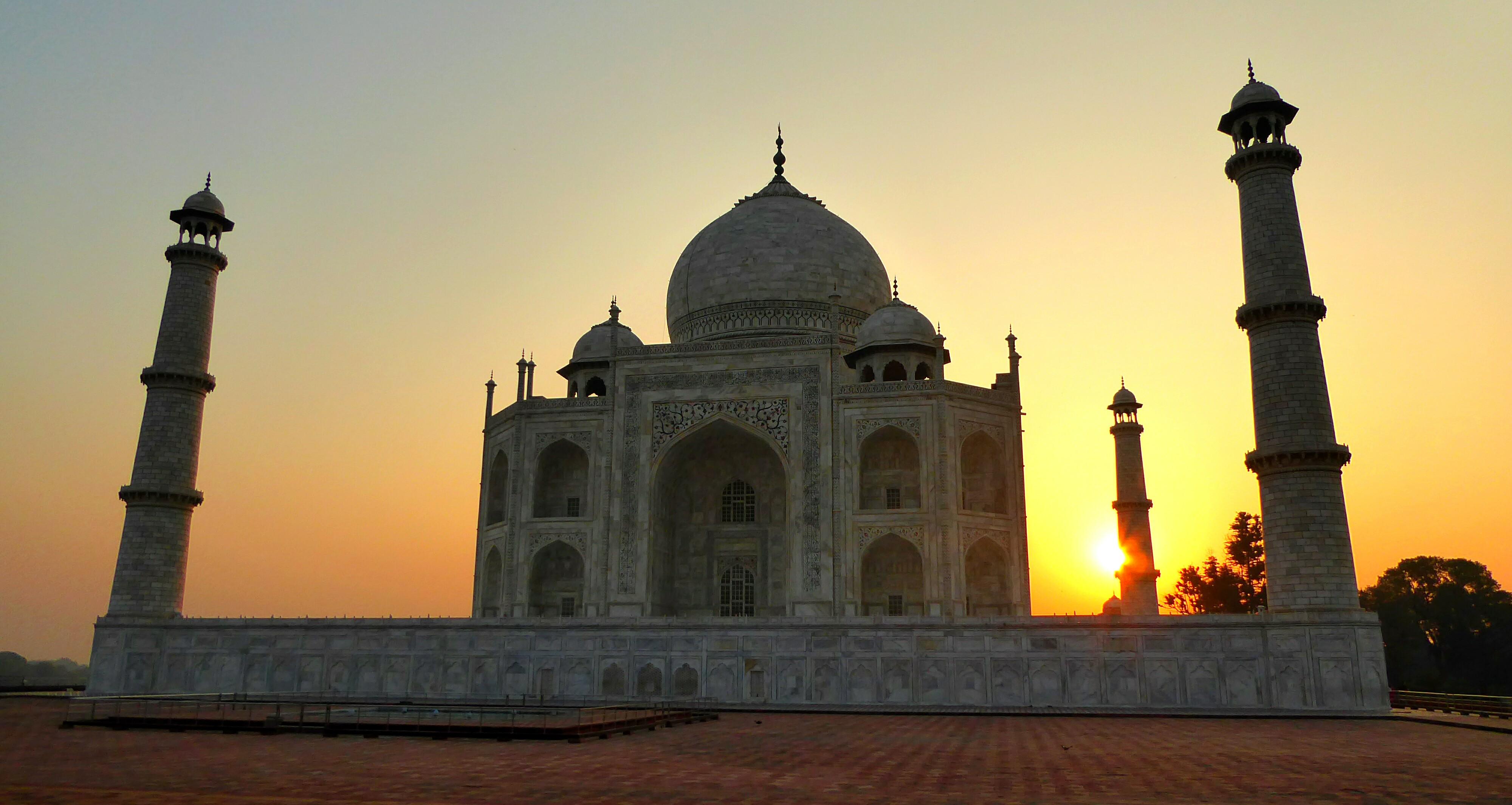 Taj Mahal Rondreis India