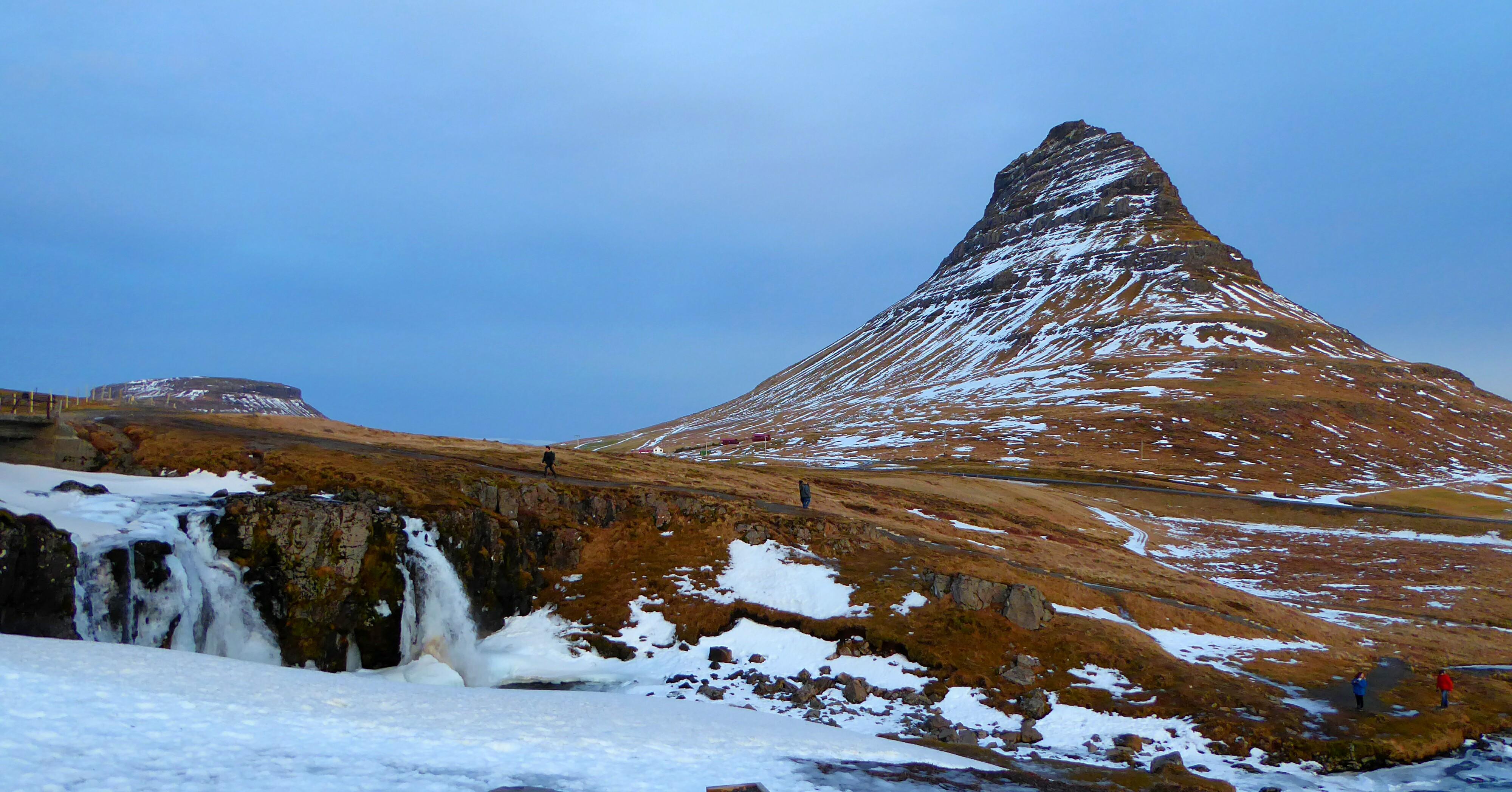 Roadtrip IJsland - Kirkjufell