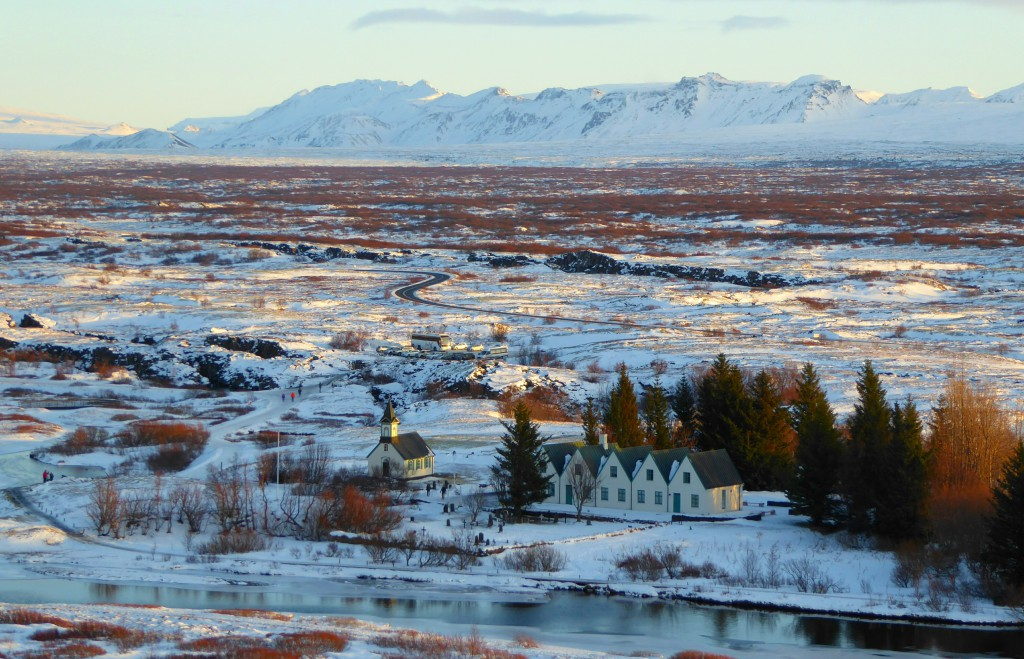 Roadtrip IJsland - Thingvellir