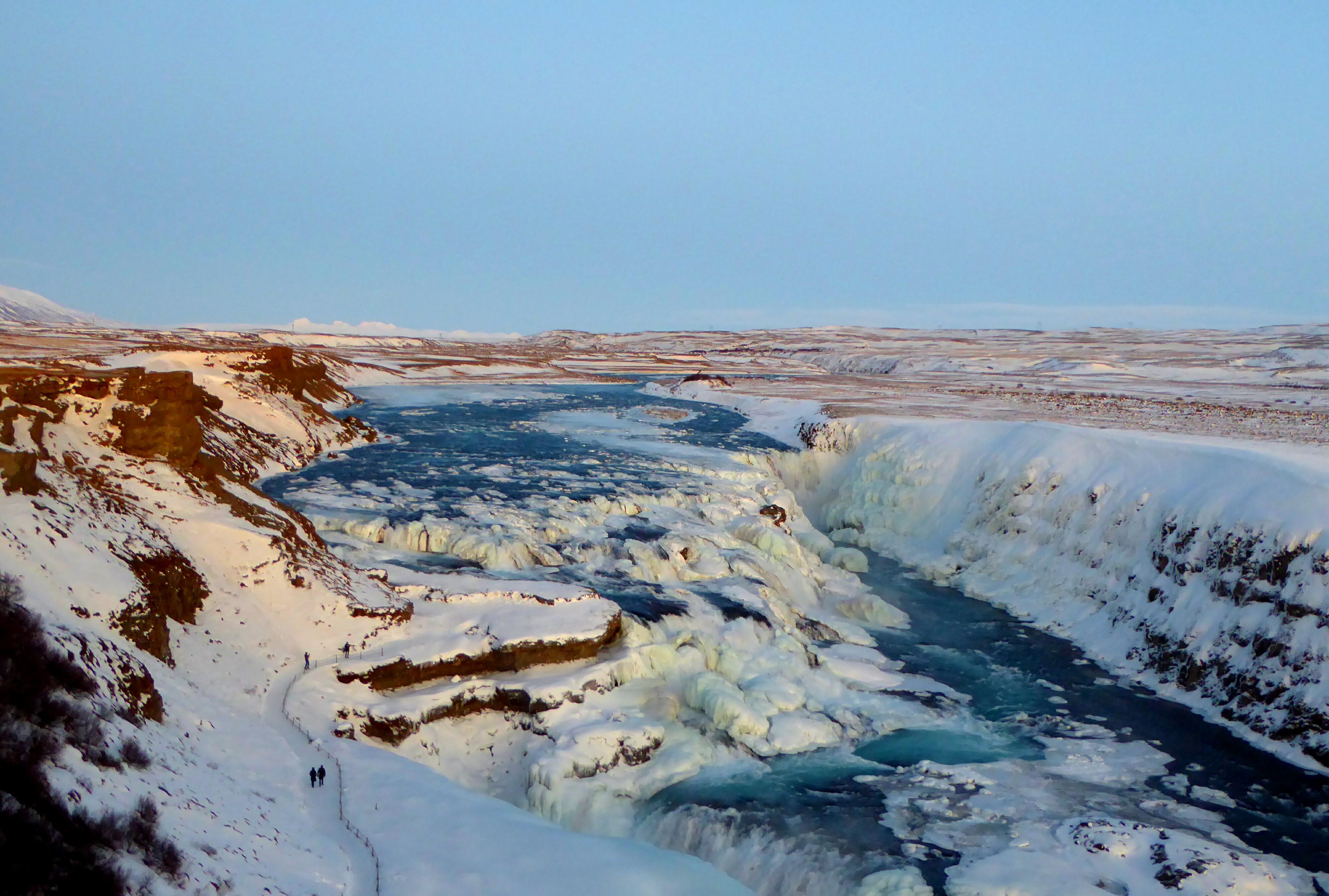 Roadtrip IJsland - Gulfoss