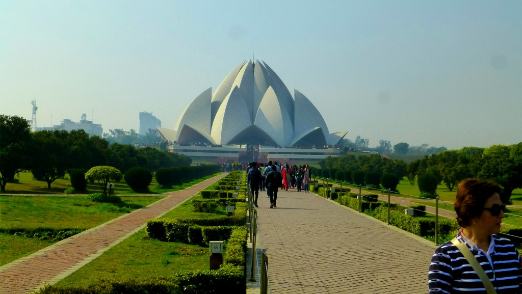 Bahai Lotus Temple - Highlights Delhi