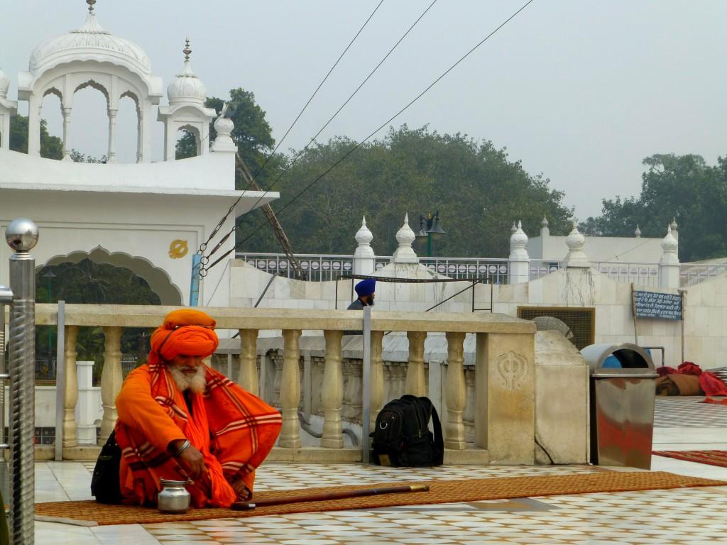 Garudwara Bangla Sahib -Delhi