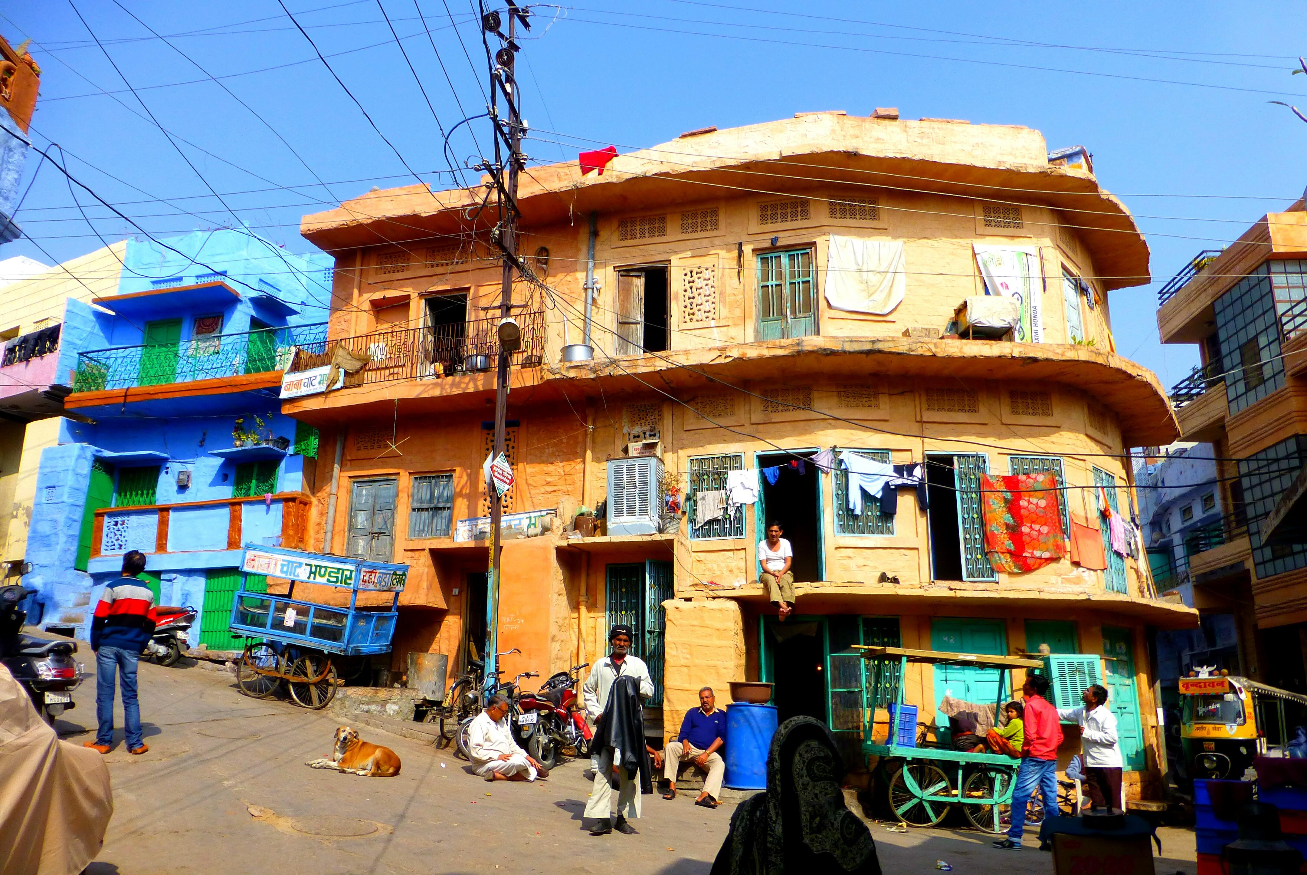 #IncredibleIndia Rondreis India