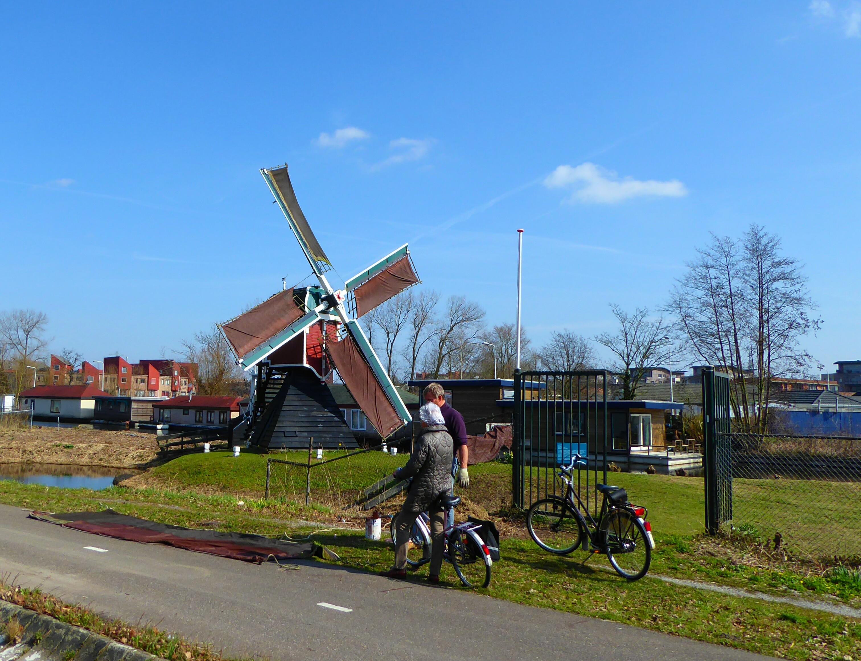 Kikkermolen - Leiden