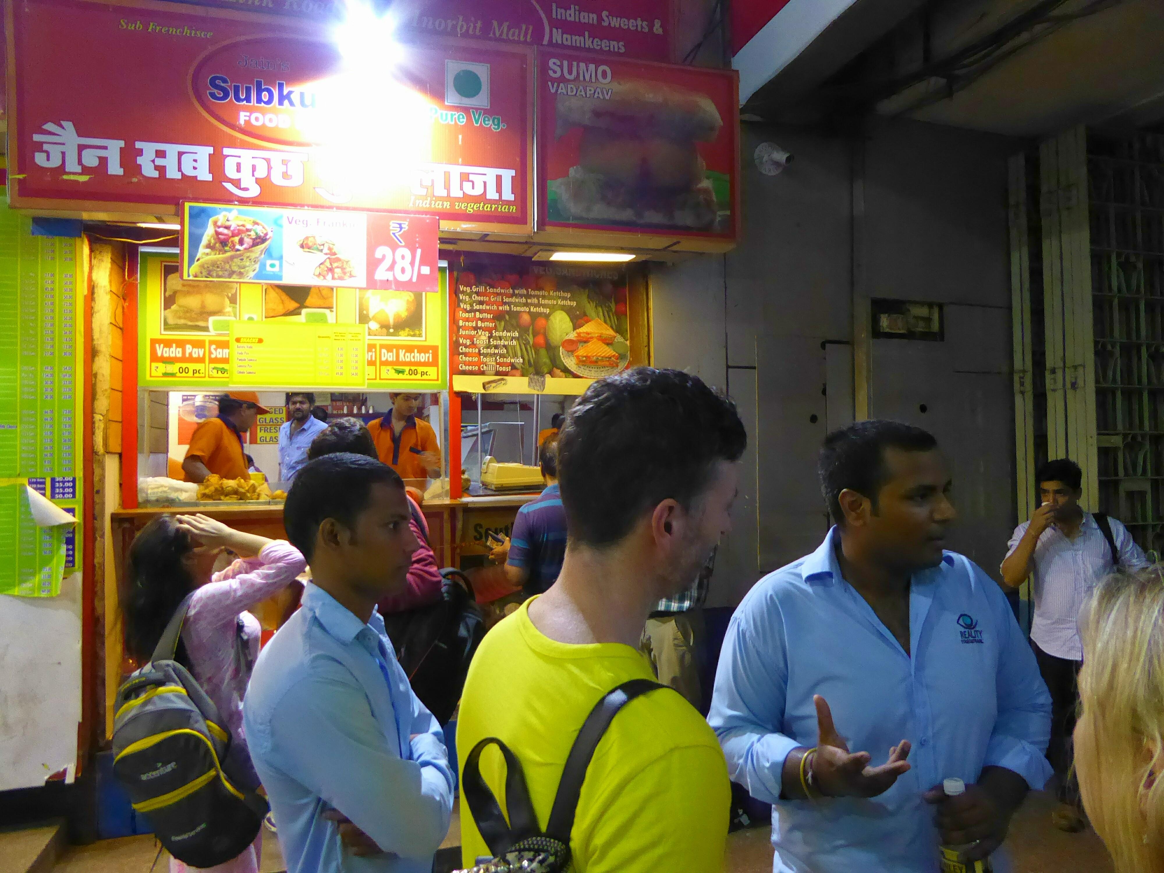 streetfood Cultuur - Mumbai