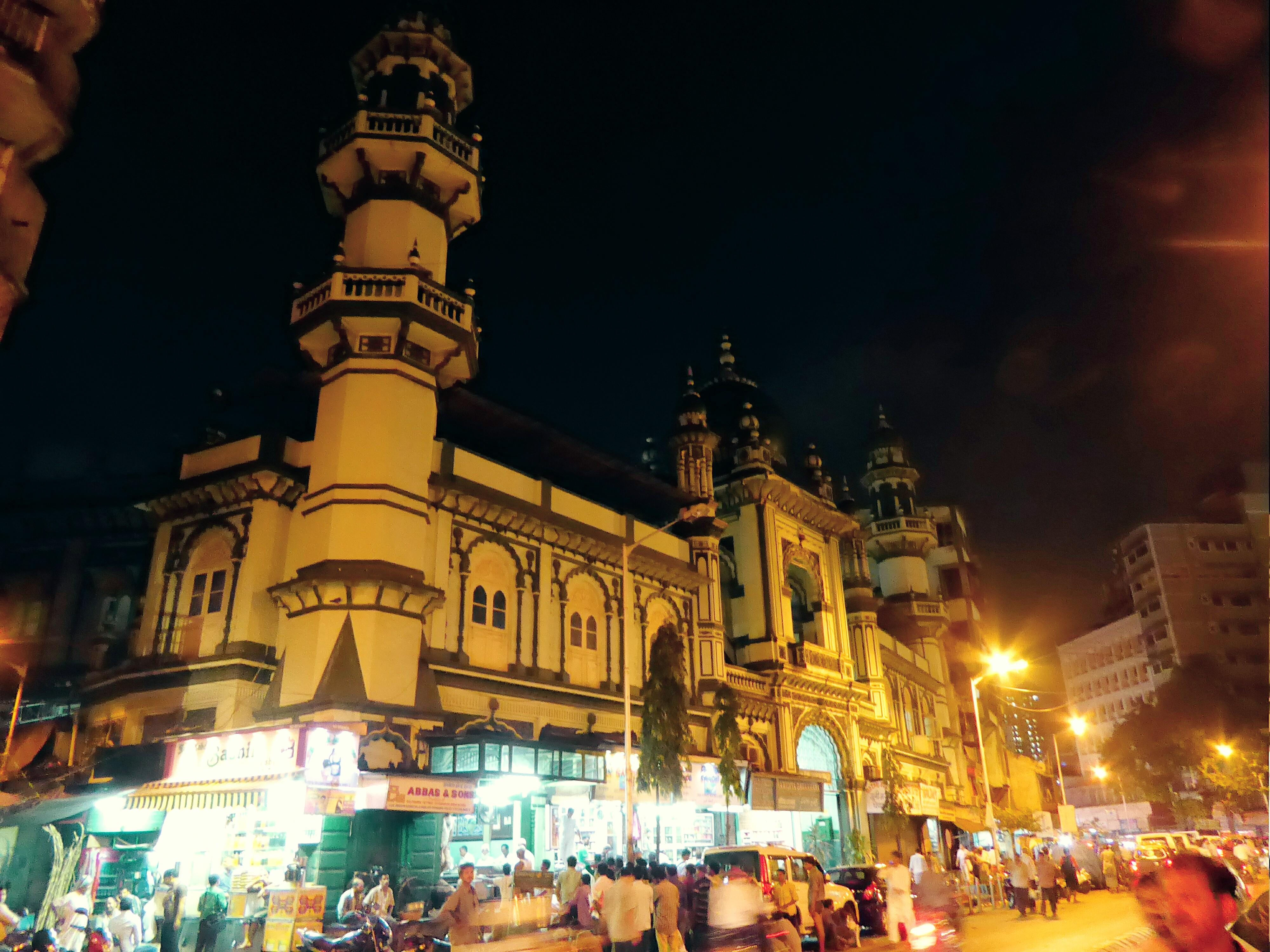 Mumbai Streetfood Cultuur