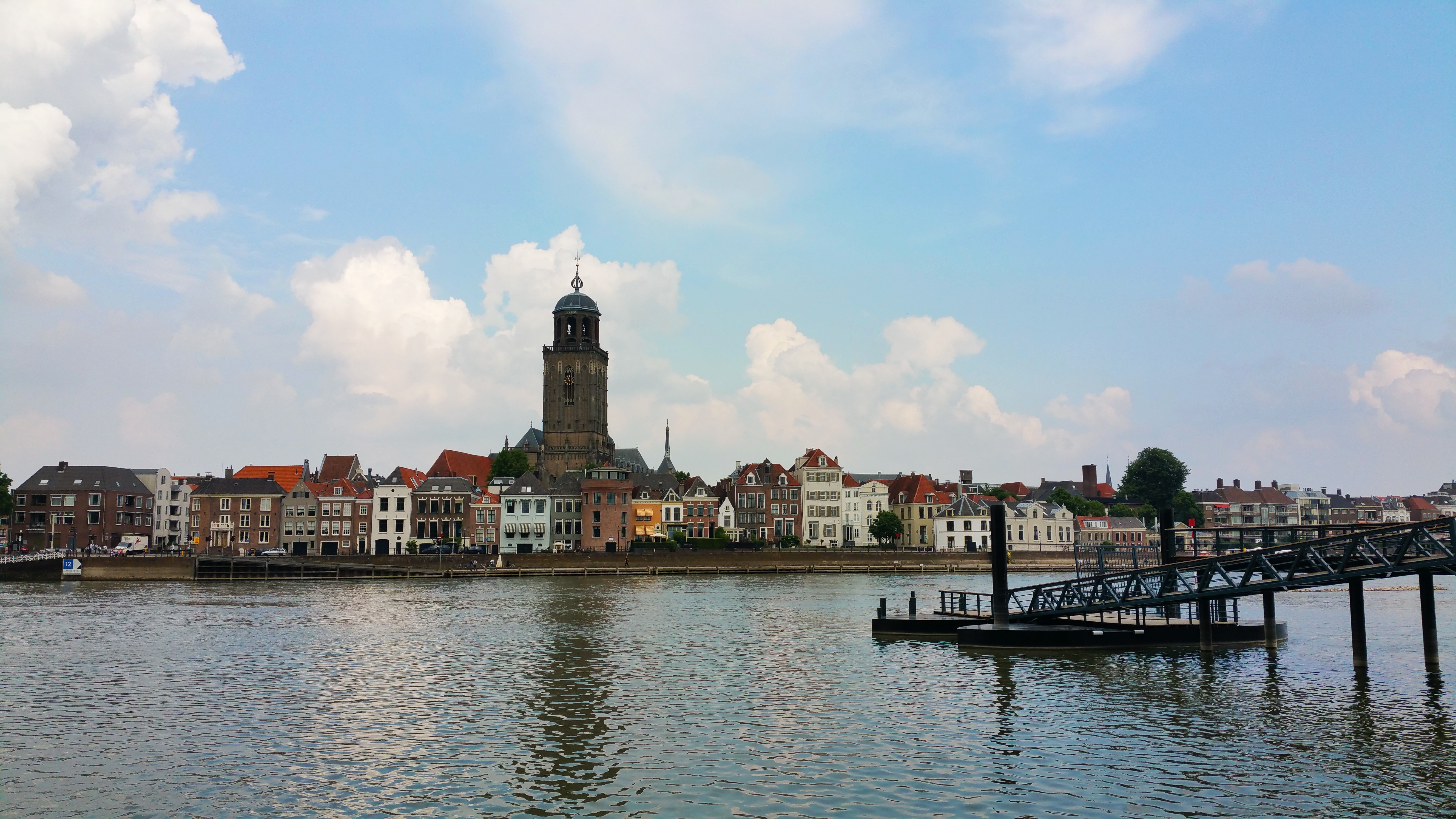 Deventer - Three Ideas for Walking