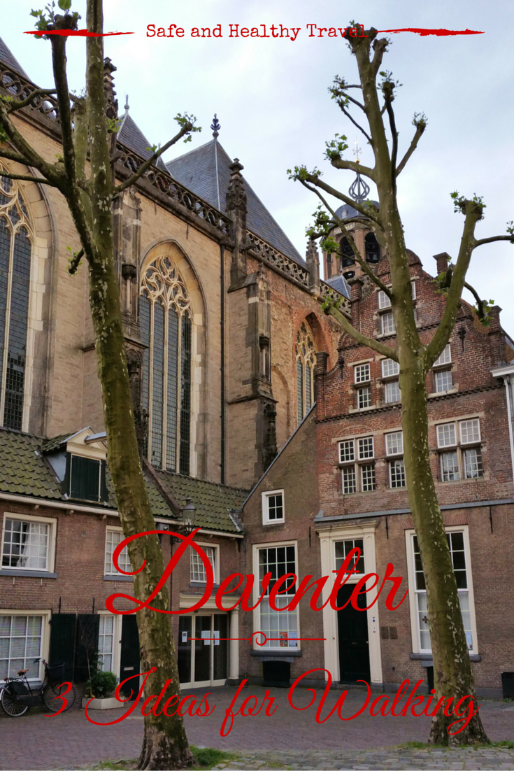 3 Ideas for Walking - Deventer