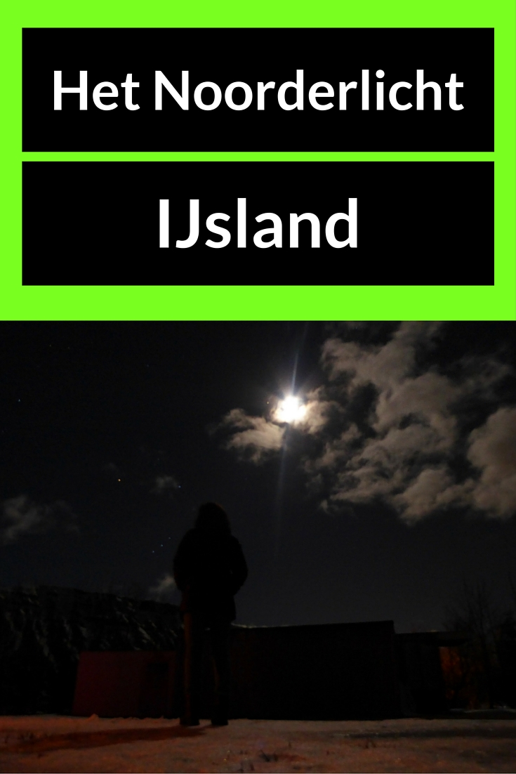 Het Noorderlicht - IJsland
