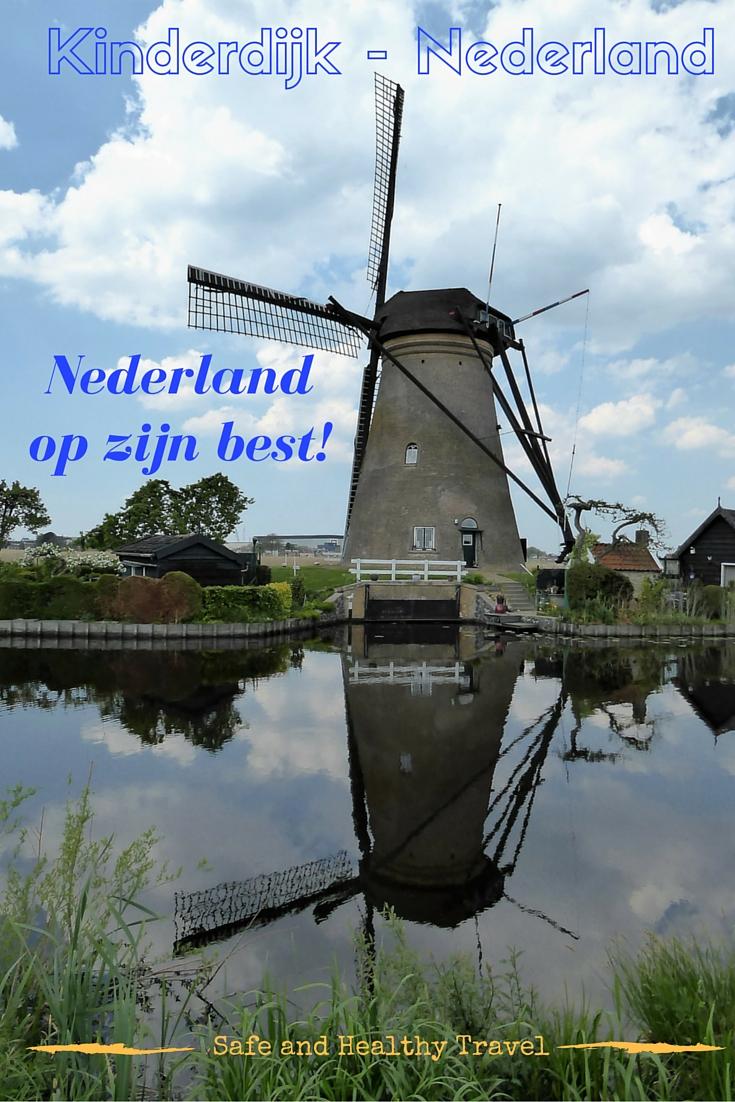 Kinderdijk - Nederland