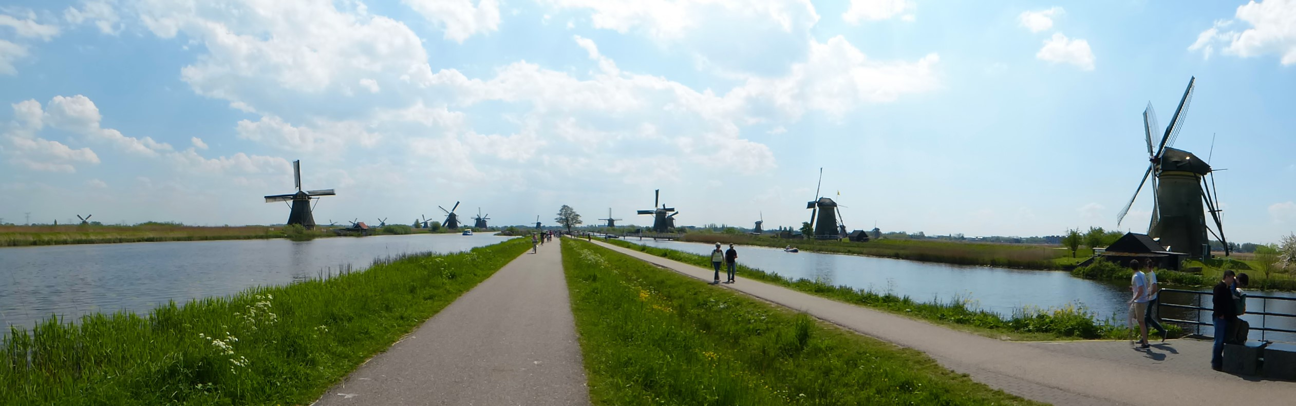 Kinderdijk - The Netherlands