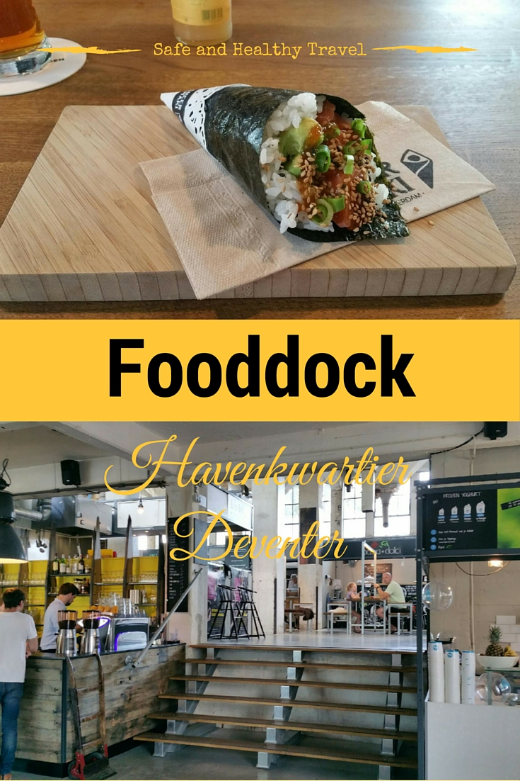 Fooddock, Havenkwartier - Deventer