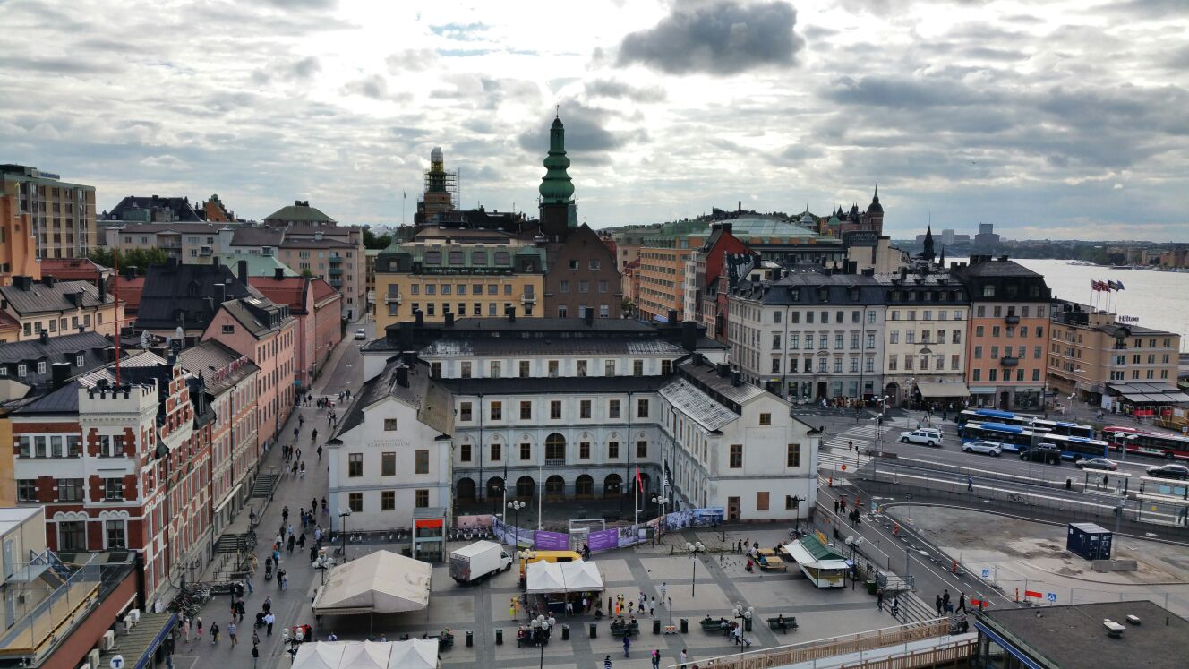 Stockholm, Panorama View