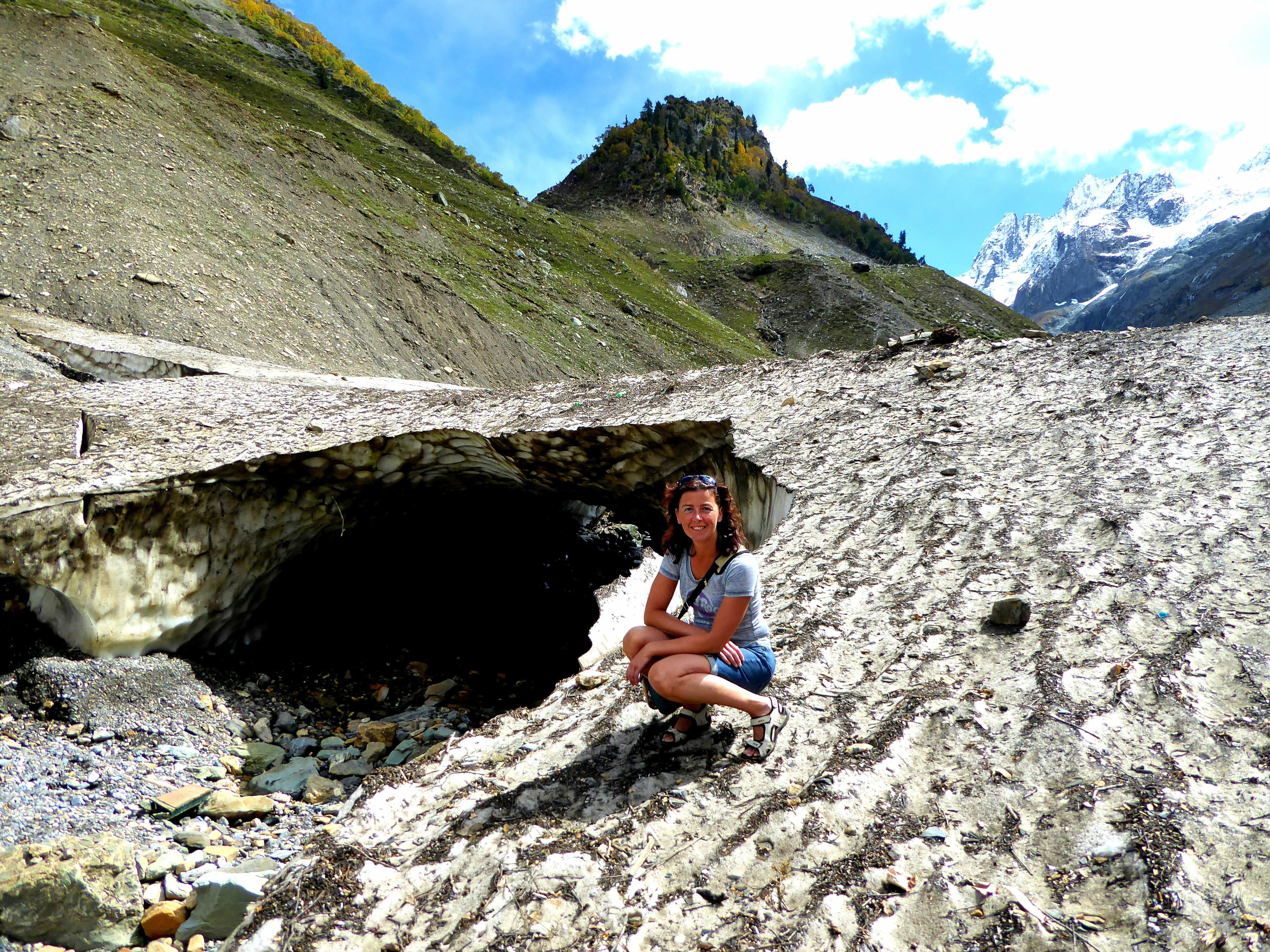 Thajiwas Gletsjer Sonamarg
