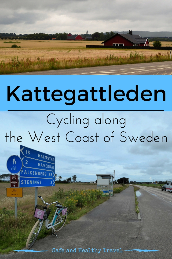 Cycling West Coast Kattegattleden