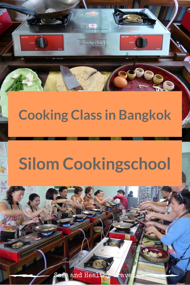 Silom Cookingschool Bangkok