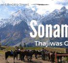 Thajiwas, Sonamarg India