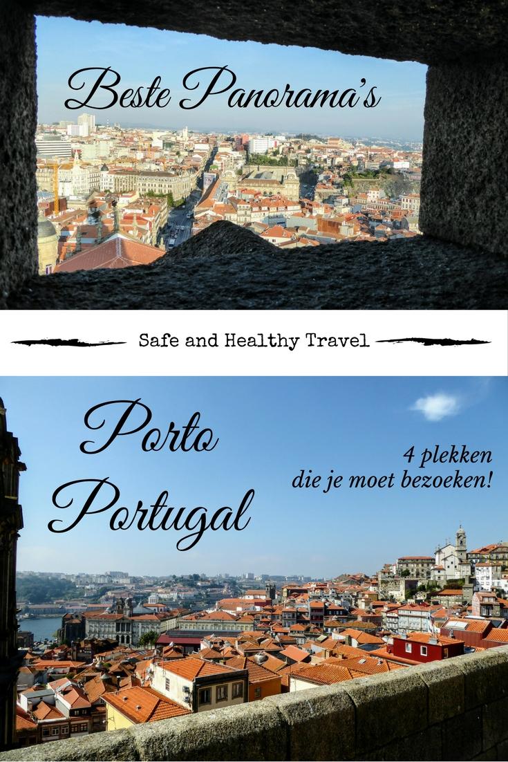 Panorama in Porto