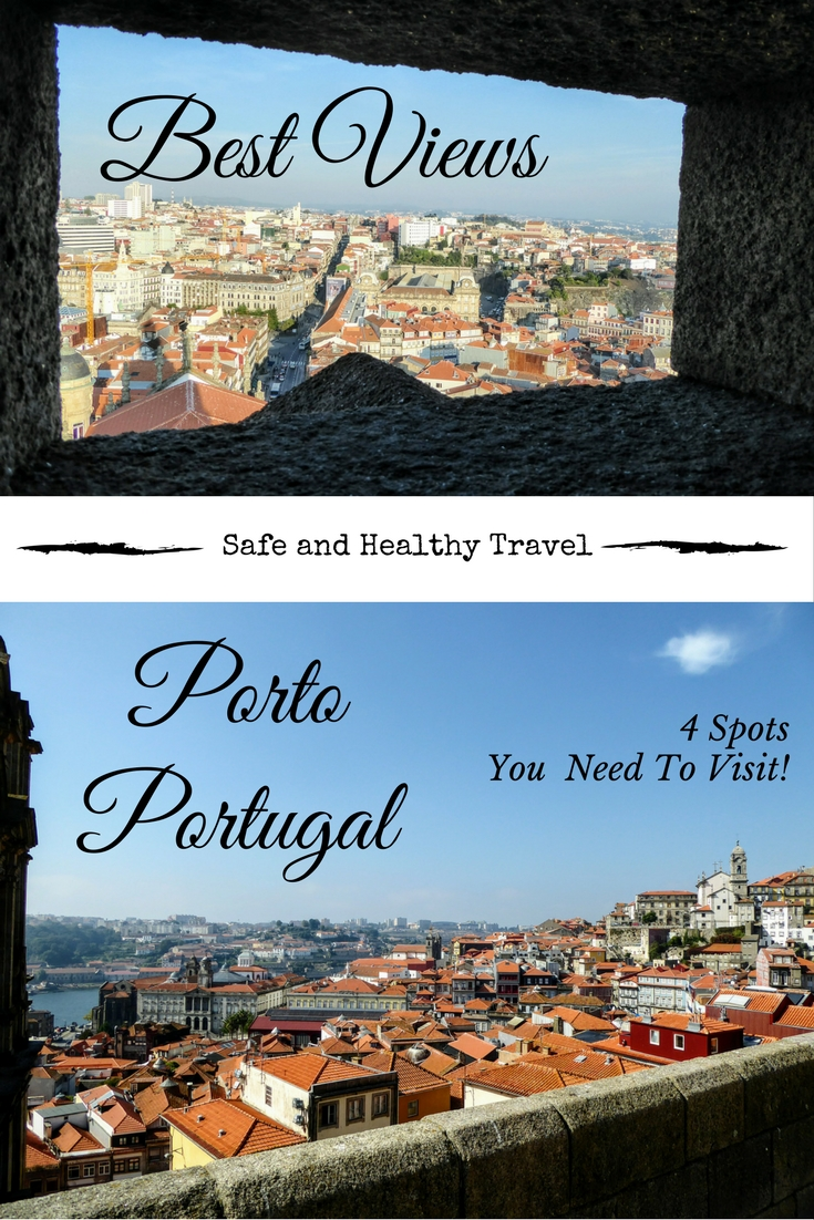 Best Views on Porto - Portugal