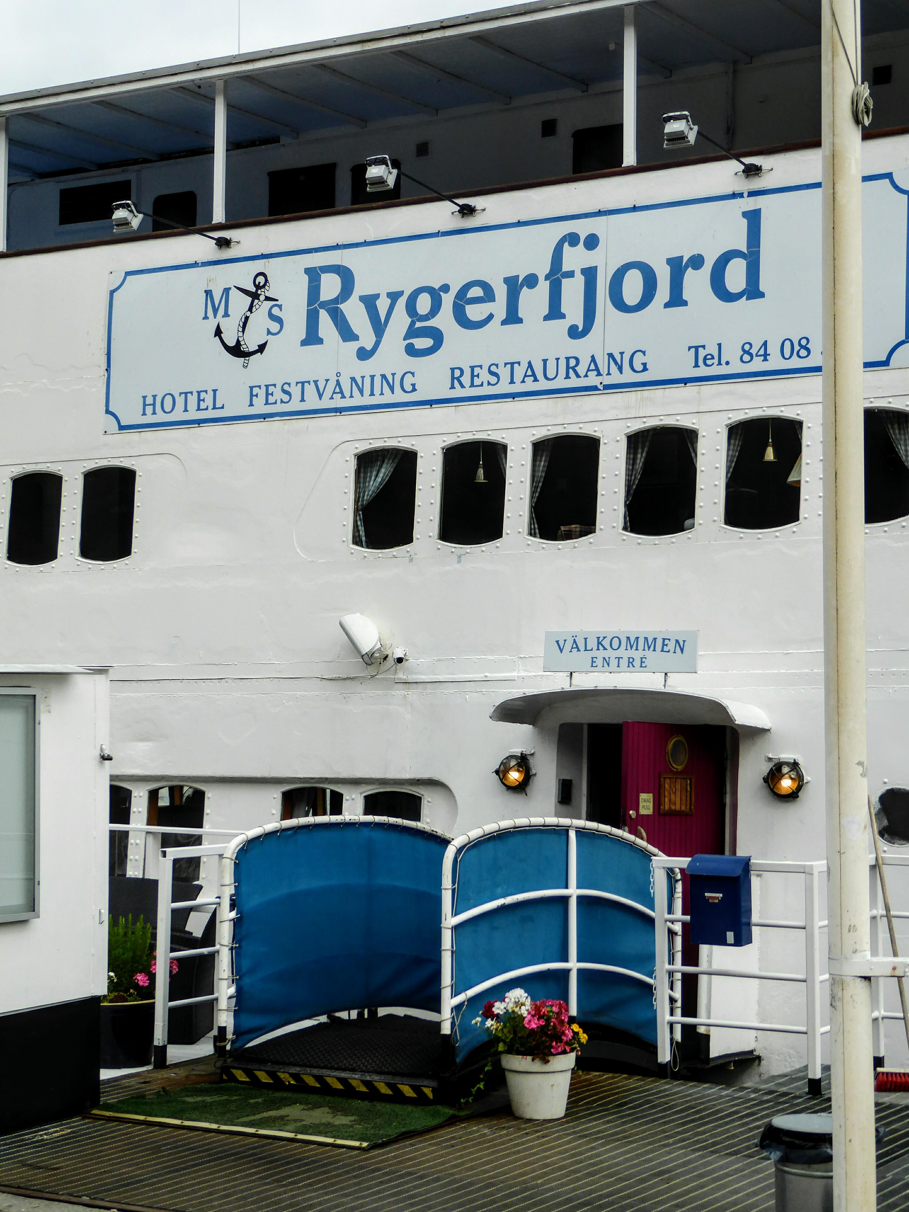 Rygerfjord -Stockholm - Sweden