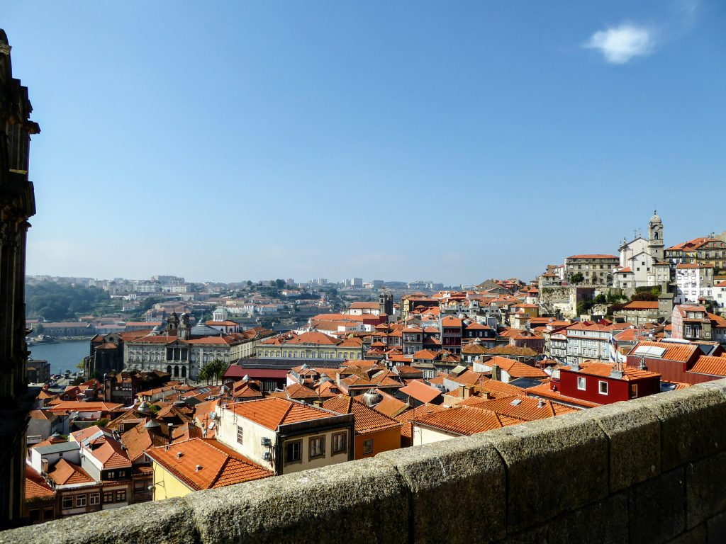 View On Porto - Portugal - Panorama in Porto