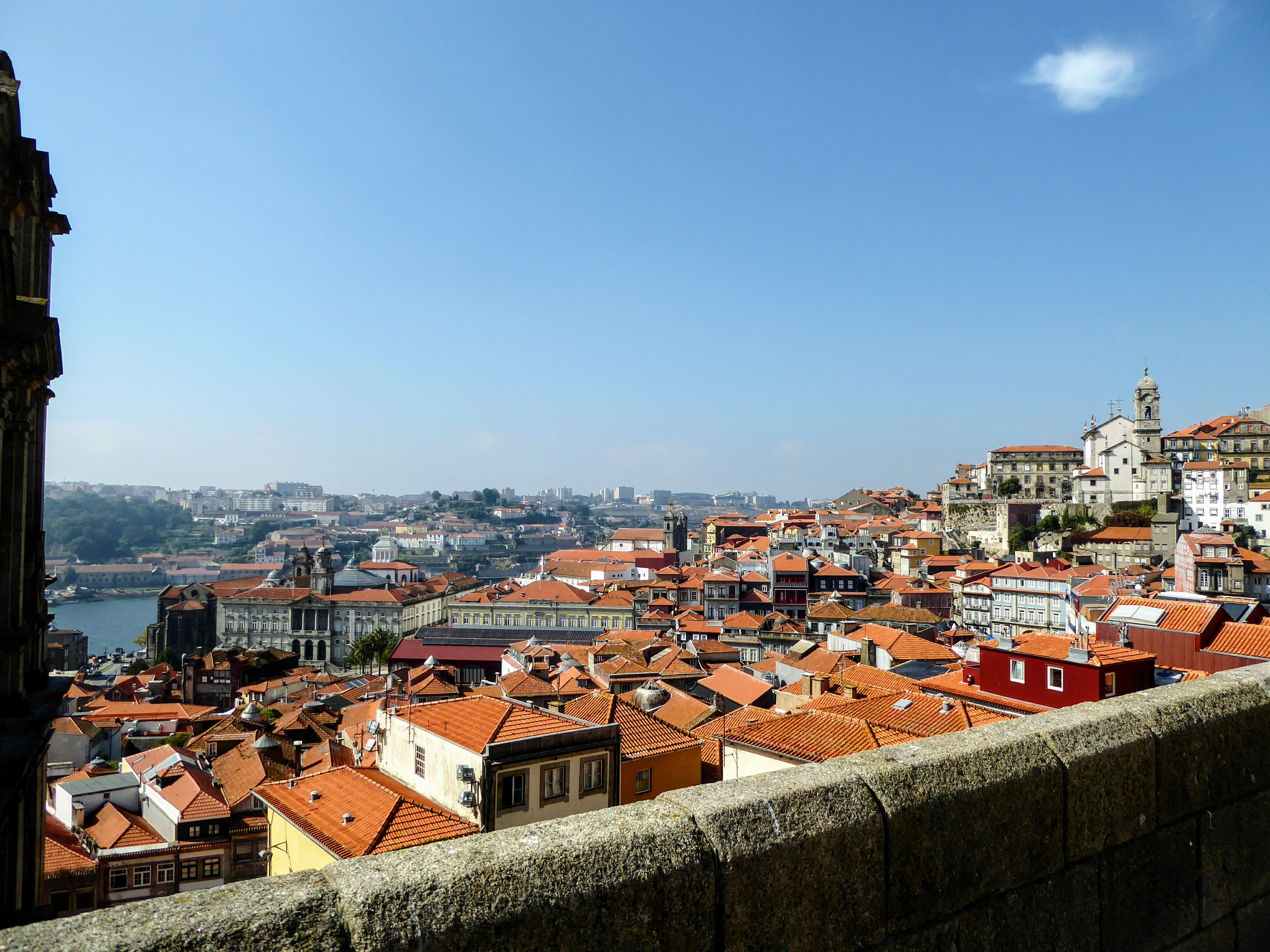 View On Porto - Portugal