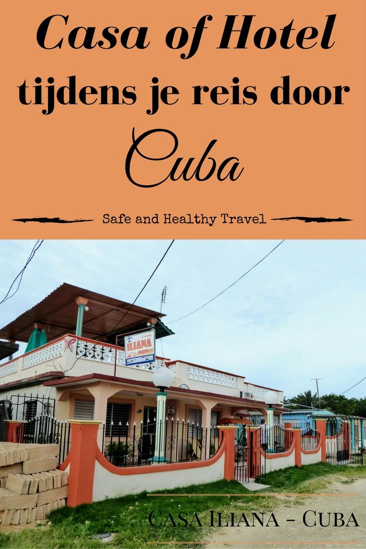 Casa of hotel? Cuba