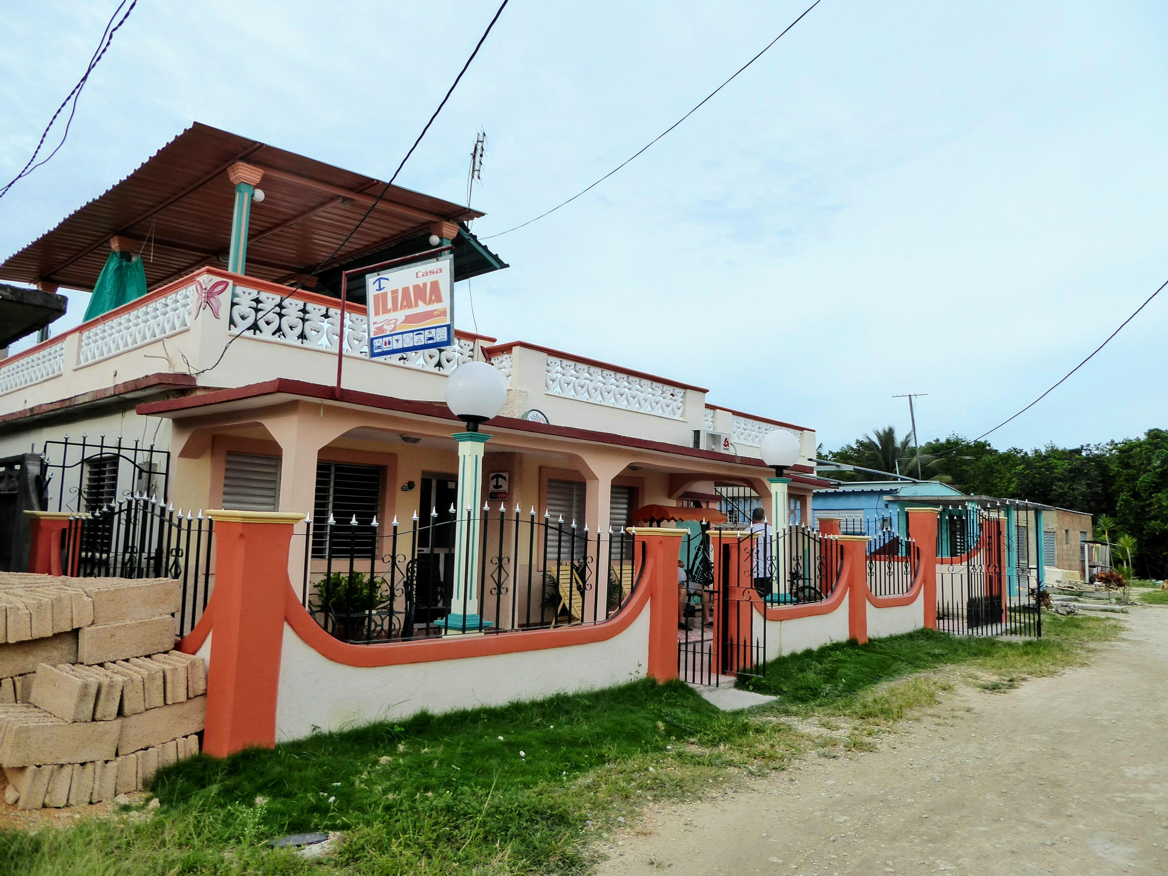 Casa's in Cuba