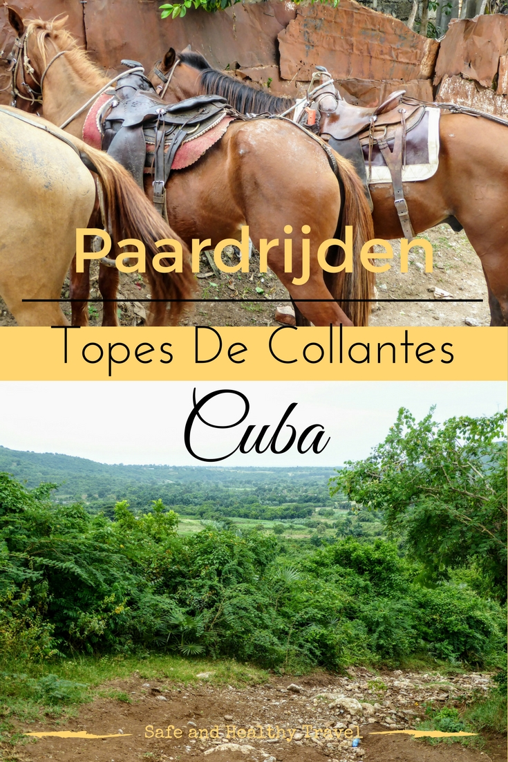 Paardrijden Topes de Collantes